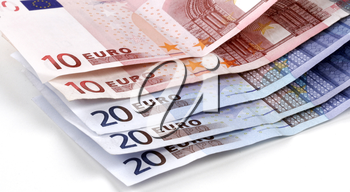 Royalty Free Photo of European Currency